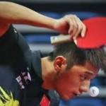 คลิปวิดีโอปิงปอง:Zhang Jike VS Fan Zhendong 2014